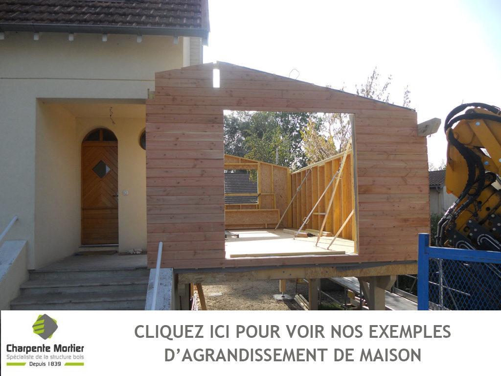 Devis Extension Maison à Blagnac ▷ Agrandissement Bois, Acier, Parpaing